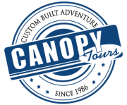Zip Line Canopy Construction – Canopy Tours Logo